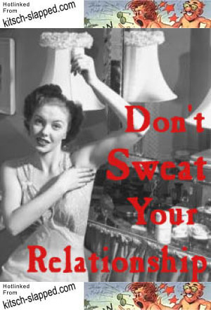 Don't Sweat Your Relationship