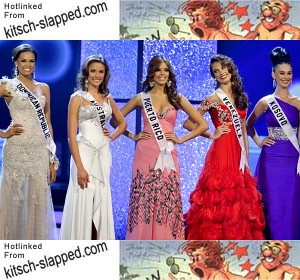 finalists-miss-universe-2009
