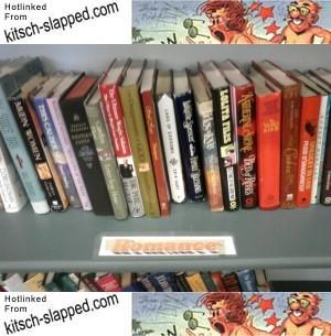 thrift-shoppe-romance-book-shelf