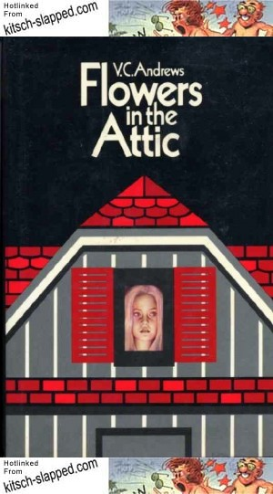 flowers in the attic review book