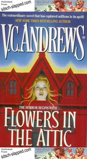 flowers in the designing the flowers in the attic the book review grave