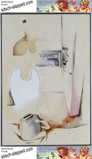 $he 1958-61 by Richard Hamilton 1922-2011