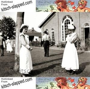 1920s nurses