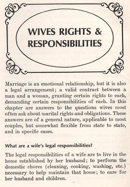 wives-rights-responsibilities-duties