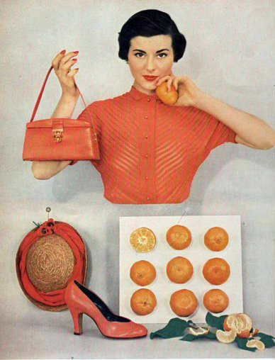 1950s-orange-fashion-ad