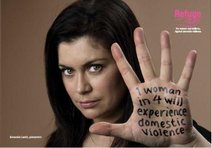 refuge 1 in four domestic violence