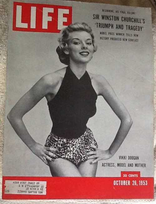 life october 26 1953 dougan cover