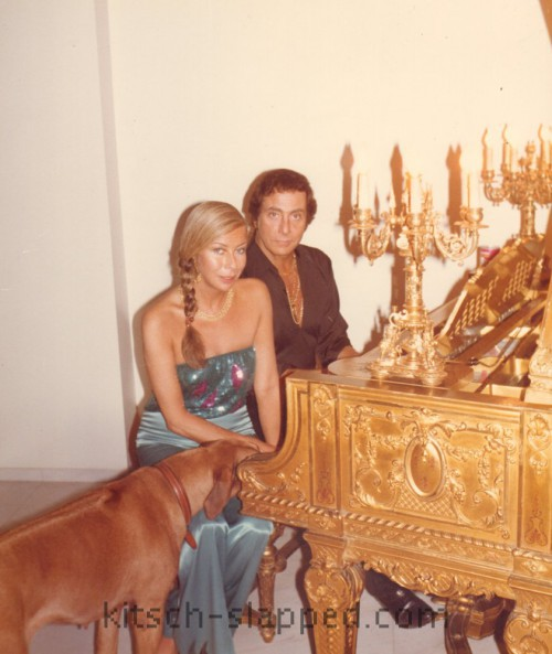 Bob Guccione And Kathy Keeton