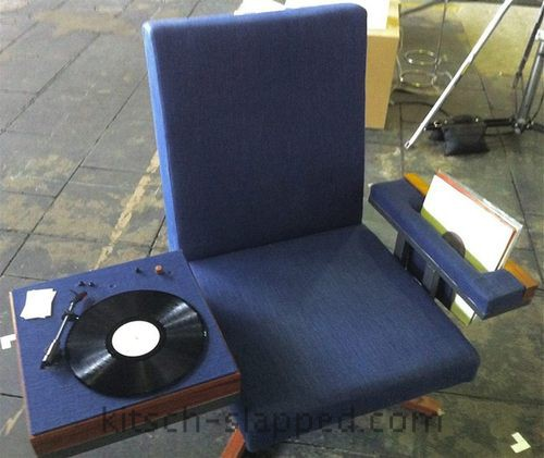 turntable chair