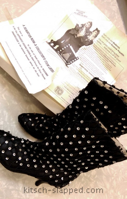 80s desperately seeking susan movie boots booties